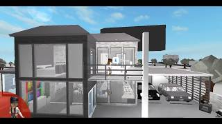 ROBLOX BLOXBURG/ Modern Roleplay House