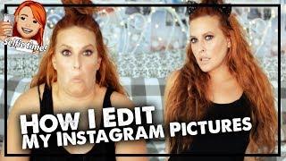 Πως ρετουσάρω τις φωτογραφίες μου στο instagram; 😘 | Sissy Christidou