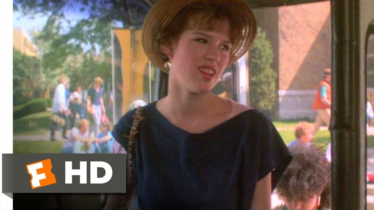 Sixteen Candles 2 10 Movie Clip I Loathe The Bus 1984 Hd Youtube