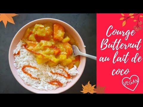 recette-vegan-d'automne-🍂-courge-butternut-au-lait-de-coco