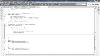 Java Game Programming Tutorial For Beginners (Asteroids Pt. 10 - Asteroids drawBullets())