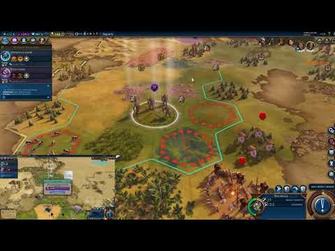 Civ6 Co-op Multiplayer   Ep13: 300 AD - 540 AD