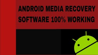 How to recover media with Android recovery software 100% working മലയാളം എസ്പ്ലനേഷൻ