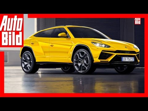 2018 lamborghini suv. contemporary suv lamborghini urus 2018  luxussuv mit power on 2018 lamborghini suv