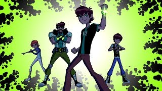 Ben 10  Omniverse - And Then There Was None / Ben  AMV