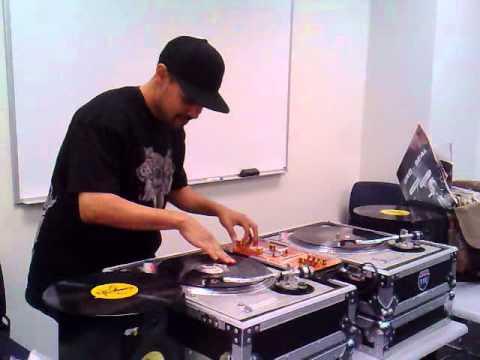 DJ Hectik represent!