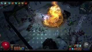 Path of Exile - Darkshrine Event HC