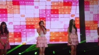 [HD Fancam] 131025 APink April 19 @ Vizit Korea