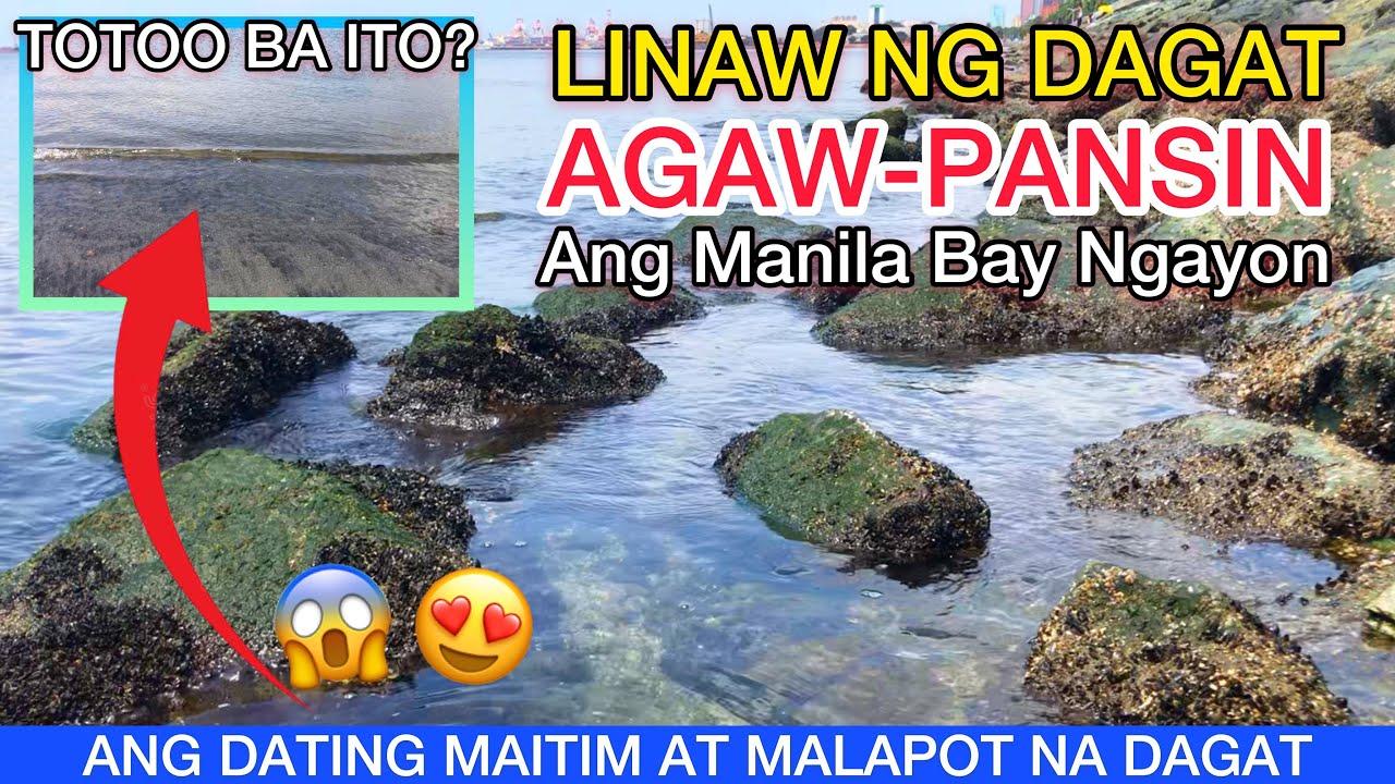 Download TOTOO BA ITO? LINAW NG TUBIG SA MANILA BAY AGAW PANSIN!