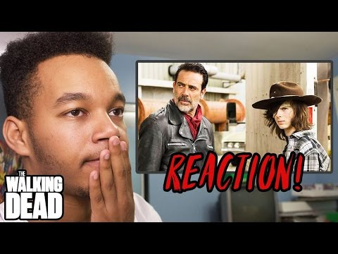 "The Walking Dead Season 7 Episode 7 ""Sing Me A Song"" REACTION!"