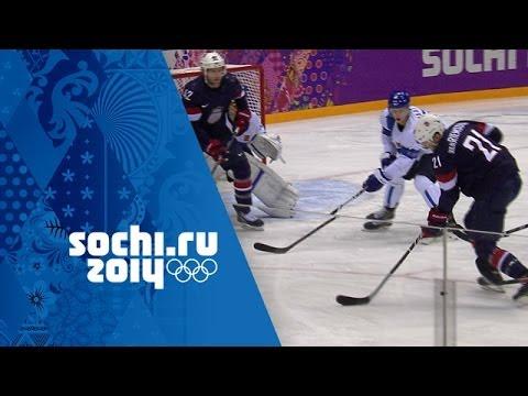 Ice Hockey - USA 0 - 5 Finland - Men's Full Bronze Medal Match | Sochi 2014 Winter Olympics