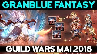 Conseil et guide sur la Guild Wars Mai 2018 GRANBLUE FANTASY ▷Playl...