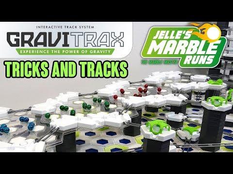 Gravitrax Marble Run Tricks And Tracks