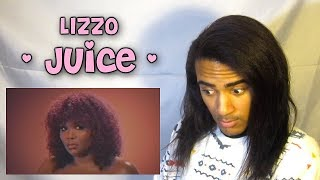 Lizzo - Juice (Reaction)