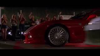 Fast & Furious (2001) Street Race Scene [Full HD/1080p]