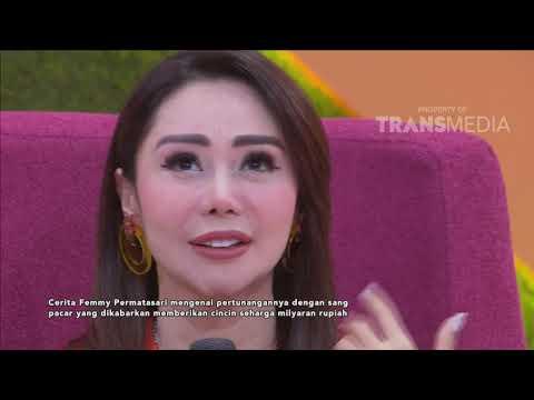 P3H - Femmy Permatasari Pengen Cepet Nikah Karena Udah Gak Tahan (19/2/19) Part 1