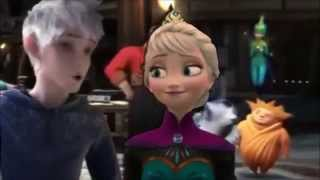 The Agony of Jack Frost and Flynn Rider