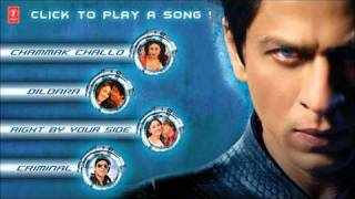 Ra.one Jukebox (Full songs) Shahrukh & Khan Kareena Kapoor