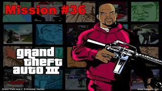 Grand Theft Auto 3 Walkthrough Mission #36 Kanbu Bust Out