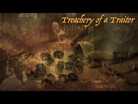 Treachery of a Traitor | Ps. Josh Morgan