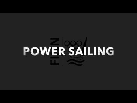 Finn Sailing = Power Sailing