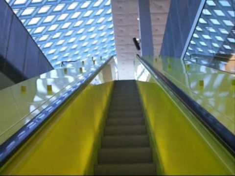 Walk Through Seattle Library Seattle koolhaas Library