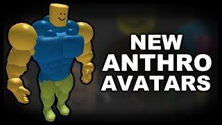 The Future of Roblox Anthro Avatars