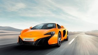 The McLaren 650S Spider - Geneva 2014