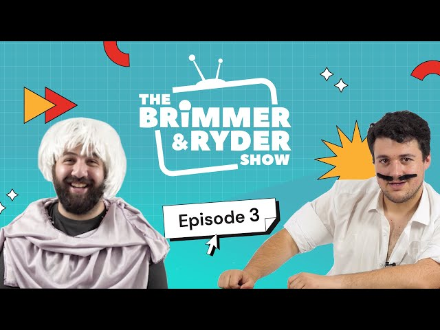 WHY ARE MALTESE WORDS SO WEIRD? BRIMMER & RYDER #3