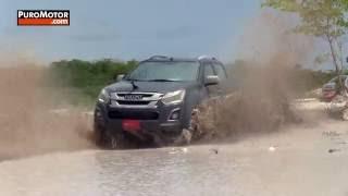 Probando el NUEVO ISUZU D-MAX 2017 - Puro Motor