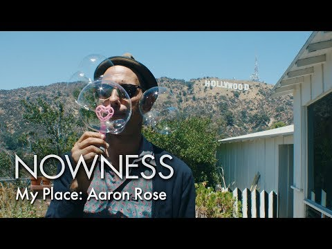 My Place: Aaron Rose