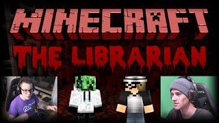 Minecraft: The Librarian - med Simonsigge & KekuCake (Skräckbana)