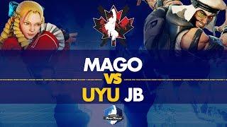 Mago (Karin) VS UYU JB (Rashid) - Canada Cup 2019 Winner's Quarters - CPT 2019