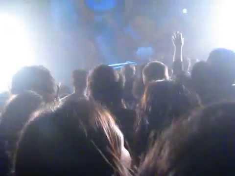 Todd Terje - Delorean Dynamite (Live) Ex Oz - Santiago Chile 2015