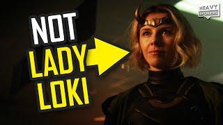 LOKI Why It's Not Lady Loki: CRAZY Sylvie The Enchantress Evidence And Episode 3 Theories
