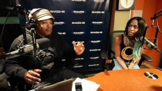 Dawn Richard talks break up with Q of Day 26 on #SwayInTheMorning