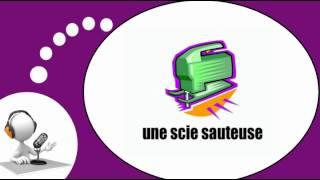 Французского видео урок = Инструменты # 1