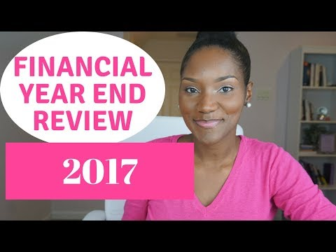 2017 Financial Year End Review | Financial Goals Update | Announcing 21 Day Money Challenge!