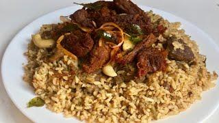 ഇറച്ചി ചോർ-irachichoru- thalassery special erachi choru- meat rice-beef choru-erachi choru-Rice