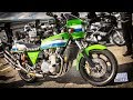 OH! Six-Cylinder Kawasaki KZ1300 Custom Bike