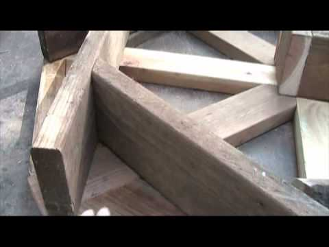 Make Your Own Water Wheel Part 2 Youtube