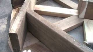 Make Your Own Water Wheel Part 2