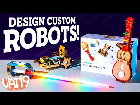Build and Code Robots from Your iPad! | A.T. #153