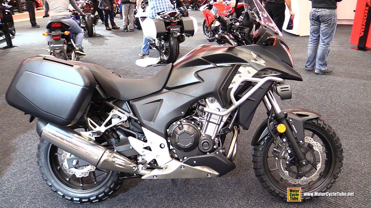 Honda cbx 500 review - 2015 Honda Cb500x Travel Edition Walkaround 2015 Salon Moto De Quebec Youtube