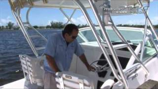 2002 Mako 293 Walk Around by Marine Connection Boat Sales, WE EXPORT!