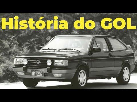 VW GOL: A história do líder de vendas!