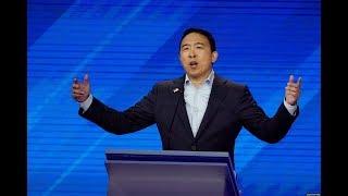 时事看台(平章):亚裔民主党总统参选人杨安泽第三季度募款成绩亮眼