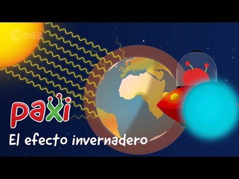 Paxi – El efecto invernadero