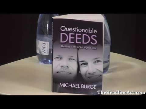 Michael Burge with TheHeadlineAct.com