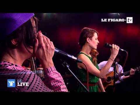 Elodie Frégé - Tu veux ou tu veux pas ( Marcel Zanini ) - Le Live